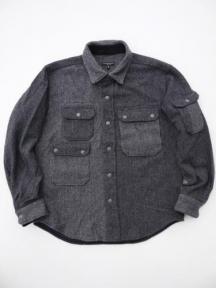 CPO Shirt (2 Tone Wool HB)