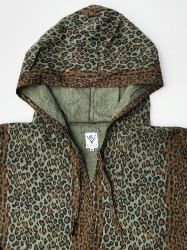 Mexican Parka (Plinted Flannnel / Camouflage)