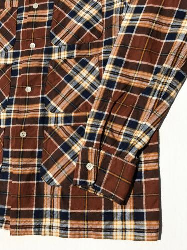 Flannel 6 Pockets Classic Shirt (Indian Flannnel)