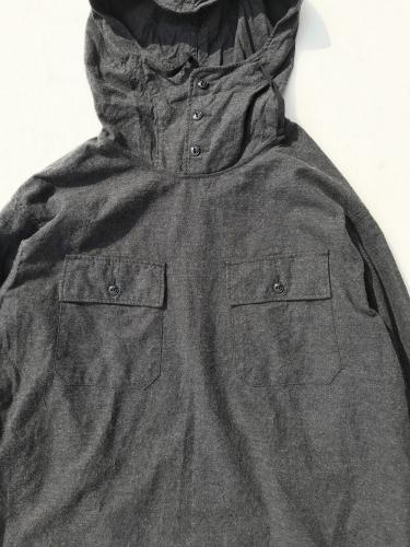 Cagoule Shirt (Heather Cotton Flannel)