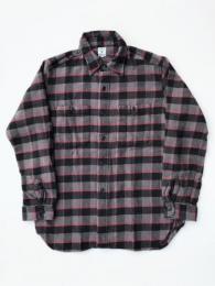 Work Shirt (Cotton Twill / Plaid)
