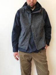 Field Vest (Wool Homespun)