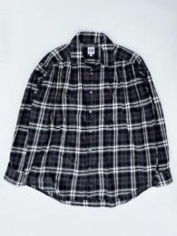 Painter Shirt (Cotton Brushed Twill Plaid)
