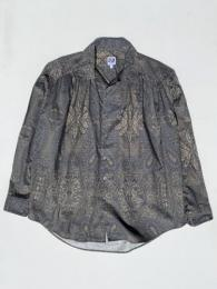 Painter Shirt (Cotton Big Paisley Print)