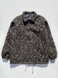 Coach Jacket (R/Pe/W/Cu Leopard Mall Jq.)