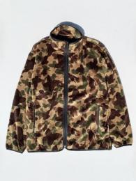W.U. Piping Jacket (Micro Fur / apillon Camo)