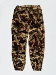 Zipped W.U. Pant (Micro Fur / Papillon Camo)