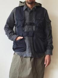 Shooting Vest  (Nyco Ripstop)