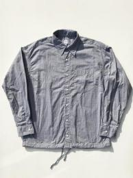 【RANDT】 Draw Shirt (Grey Check)