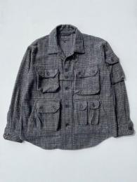 Explorer Jacket (Poly Wool Glen Plaid)