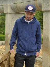 National ATHLETIC GOODS / 40s Zip Parka