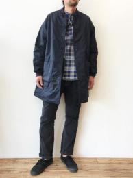 Liner Jacket (Melton / PC Poplin)