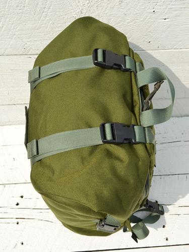 ROLL UP BACKPACK (Olive Drab)