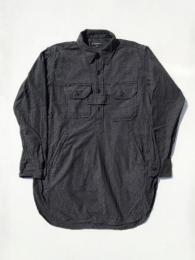Bird Shooter Shirt (Heather Cotton Flannel)