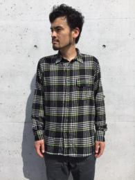 NAT-U-RAL別注 New Standard Fit Regular collar Shirt