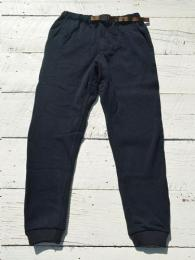 FLEECE NARROW RIB PANTS