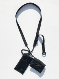 TACTICAL KEY STRAP SP SET (Black)
