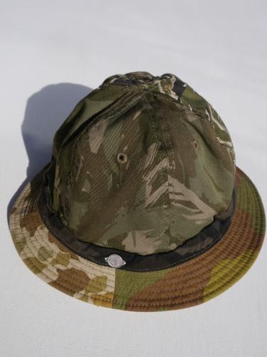 【30% OFF】 Pannel Kome Hat (Camo)