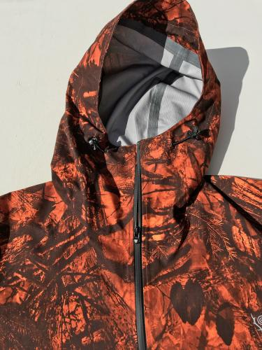 Weather Effect Jacket (Real Tree / Water)
