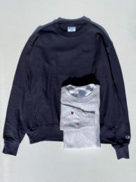 Reverse Weave®︎ Crewneck Sweatshirt