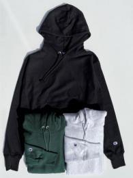 Reverse Weave®︎ Hooded Sweatshirt