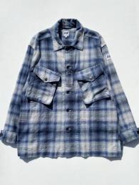 PRS Shirt (Cotton Shadow Plaid Flannel)