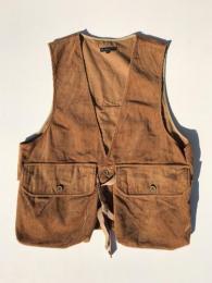 Fowl Vest (8W Corduroy)