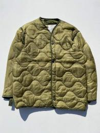 【US ARMY】 M-65 Field Jacket Quilting Liner