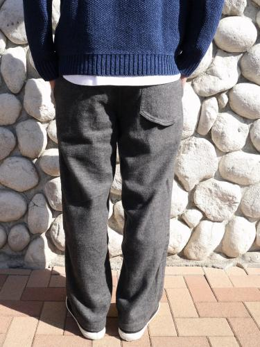 【 30% OFF】 New Ragby Pants  (Moku)