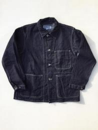 Utility Jacket (Heavy Denim)