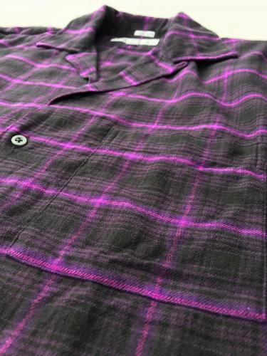 Camp Shirt - Atheletic Fit (Cotton Flannel)