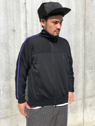 Trainer Jacket (Poly Smooth)
