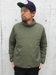 【MONITALY】Reversible Mock Neck Pullover (Vancloth)
