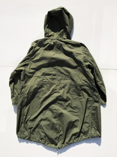 【US Army】 Snow Parka Overdye