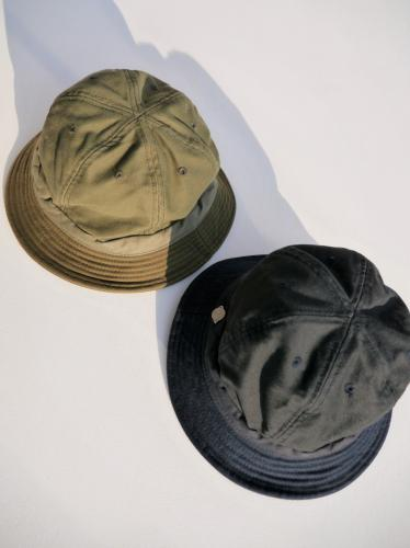 【30% OFF】 PANEL KOME HAT (MIL)