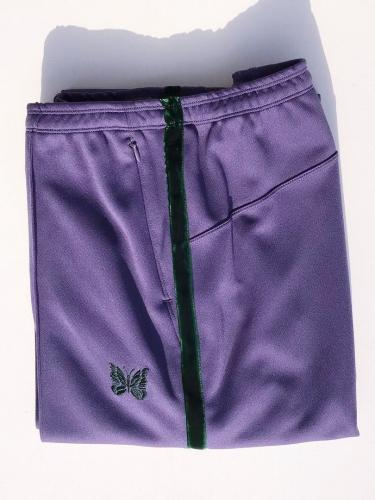 Side Line Center Seam Pant (Poly Smooth)