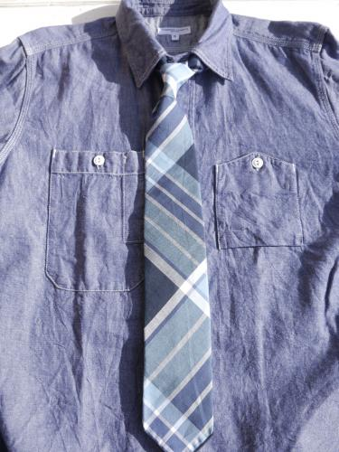Neck Tie (Big Plaid)