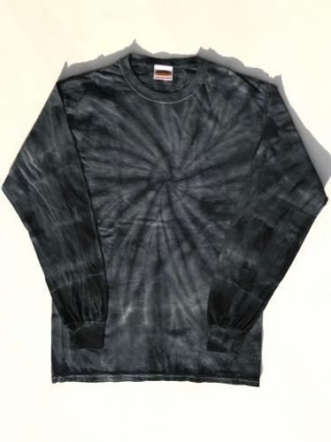 【Red Dog】 L/S Tie Dye Tee
