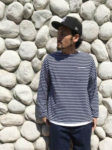 Bask Shirt (St. Cotton Jersey)
