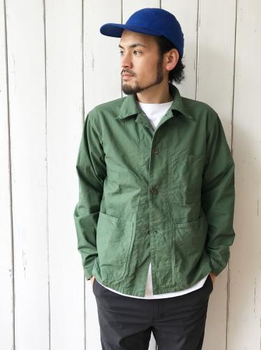 Utillity Jacket (Cotton Ripstop)