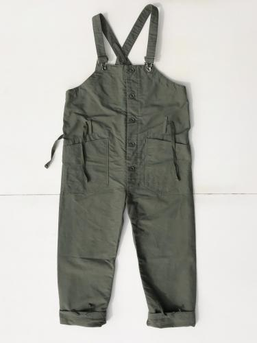 Overalls (Cotton Double Cloth)