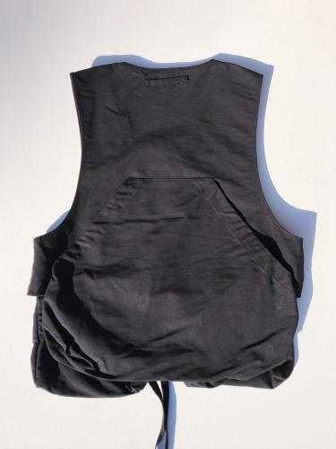 Fowl Vest (Cotton Double Cloth)