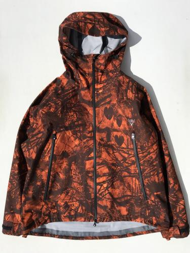 Weather Effect Jacket (Water Ploof / S2W8 Camo)