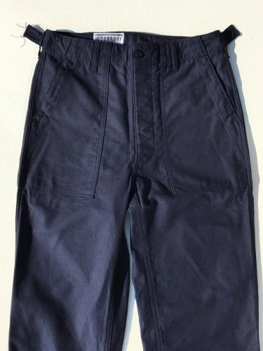 Fatigue Pant (Cotton Reversed Sateen)