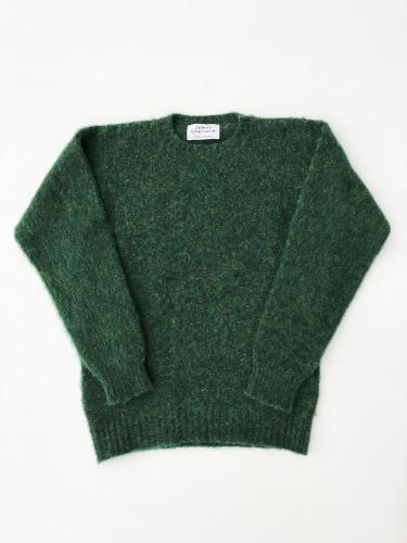 【JAMES CHARLOTTE】 Crew Neck Sweater (Shaggy Dog)